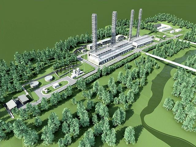 В Грозном начато строительство новой ТЭС