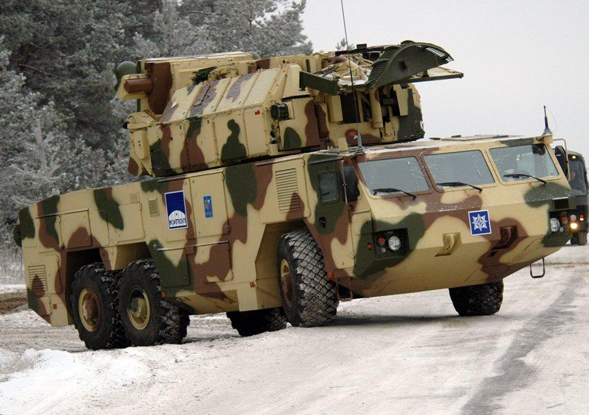 """Белоруссия продолжит закупку зенитного ракетного комплекса """"Тор-М2"""""""