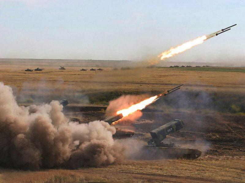 Новый термобарический снаряд повысил дальность стрельбы из ТОС-1А почти в 2 раза