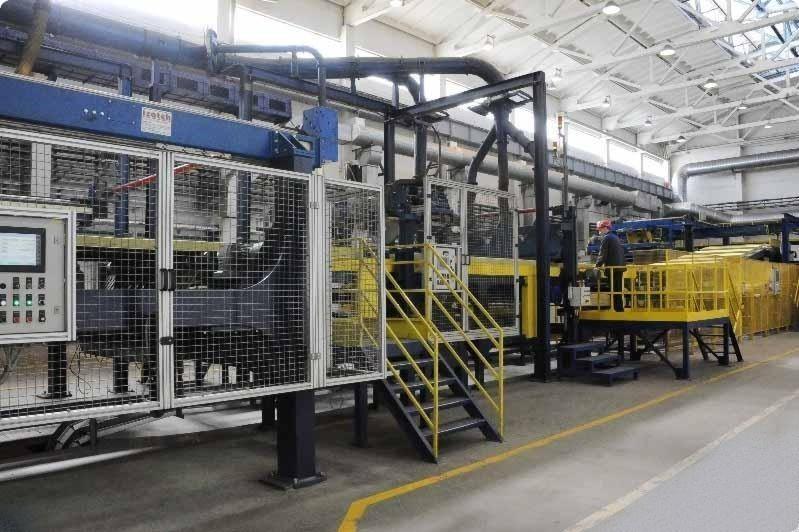 В Свердловской области открыта II очередь производства теплоизоляционных материалов ОАО «Ураласбест»