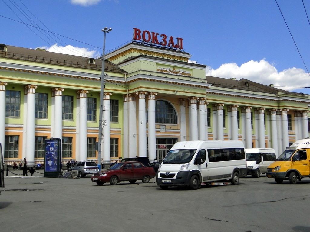 На железнодорожном вокзале Екатеринбург появится бесплатный Wi-Fi.