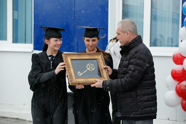Открыт новый учебно-лабораторный корпус Ульяновского государственного университета