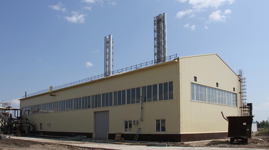 Введена в эксплуатацию самая мощная котельная построенная в Кузбассе за последние 30 лет
