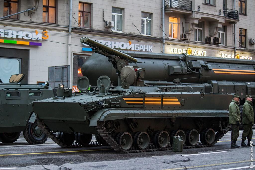 """""""Хризантема-С"""" - противотанковый комплекс"""