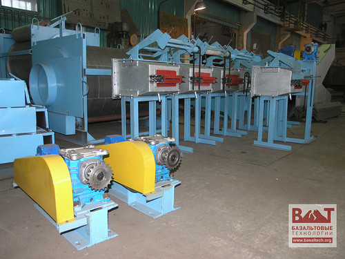 В Удмуртии запущено новое производство базальтового супертонкого волокна
