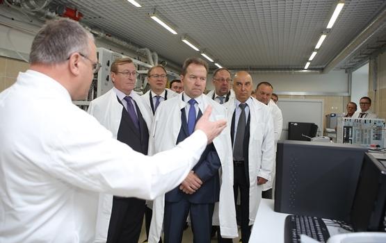 В Перми открыли Центр испытаний и исследований катализаторов жидкого каталитического крекинга