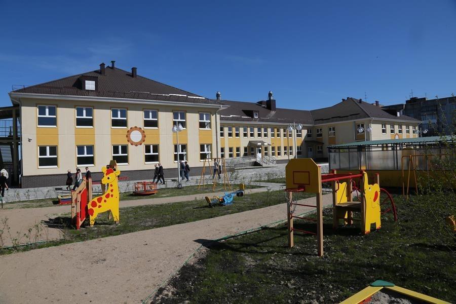В Калининградской области открыт новый детский сад