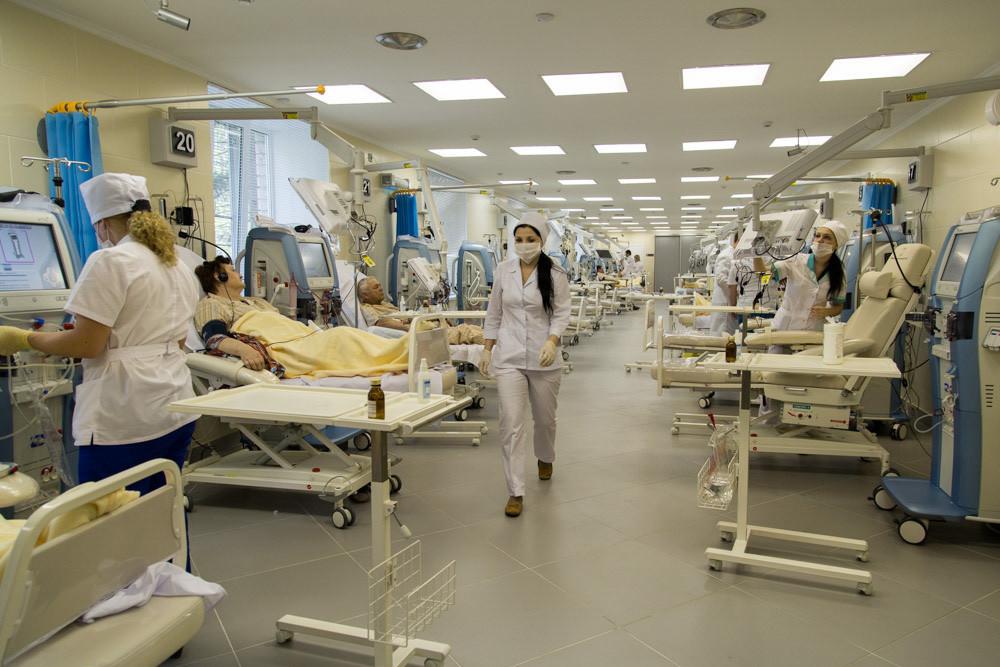 В Воронеже открыт новый нефрологический центр