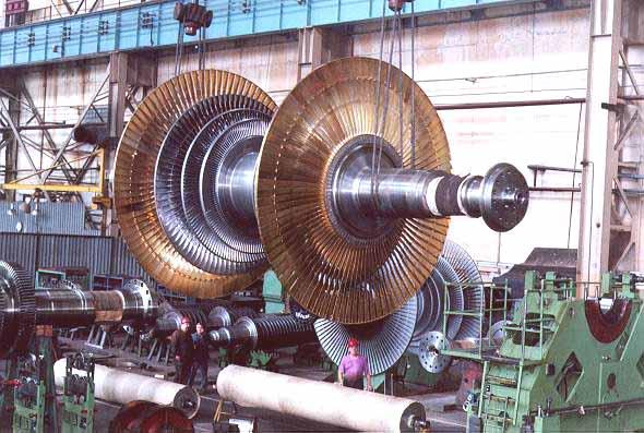 Калужский турбинный завод изготовил паровую турбину для Жезказганской ТЭЦ