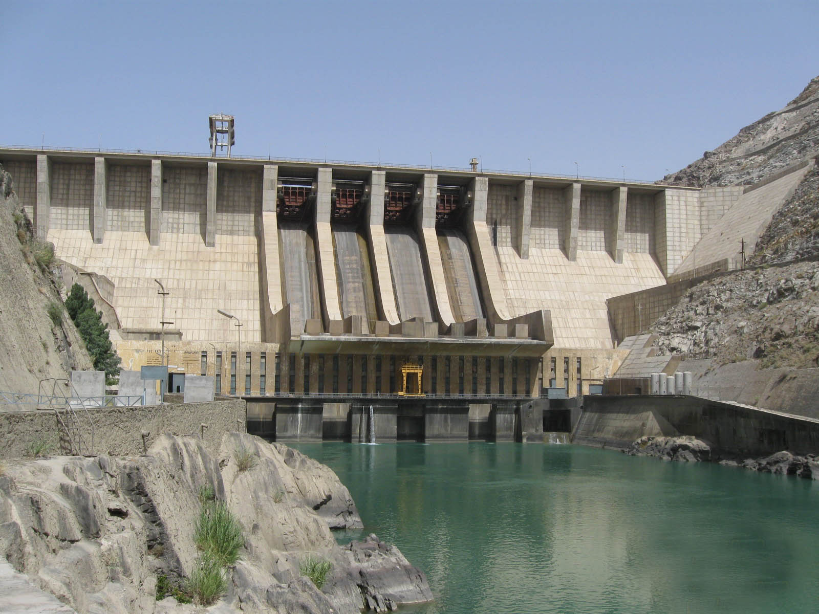 Технопромэкспорт ввел в эксплуатацию четвертый гидроагрегат крупнейшей ГЭС Афганистана
