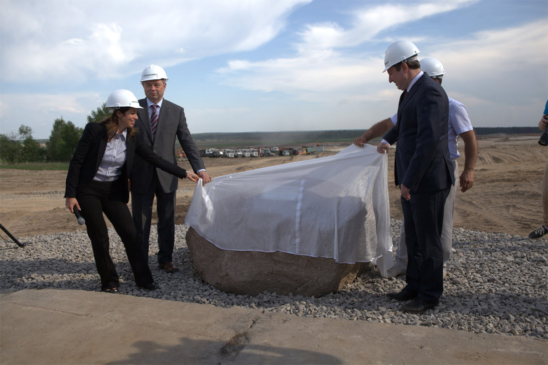В Калужской области строят крупнейший в Центральном Федеральном округе тепличный комплекс