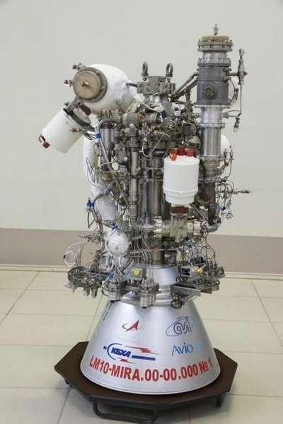КБХА успешно провело огневое испытание российско-итальянского жидкостного ракетного двигателя