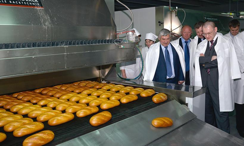 В Брянске начал работу новый хлебозавод