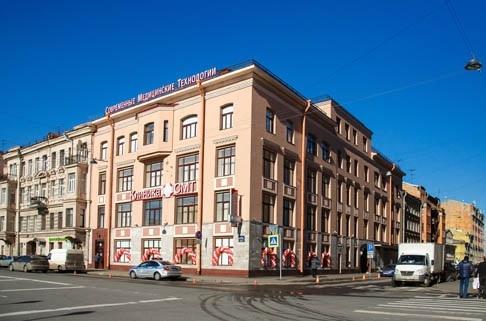 В Санкт-Петербурге открылась новая многопрофильная клиника