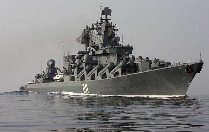 Курс на Шанхай. Боевые корабли Тихоокеанского флота вышли в море на масштабные учения