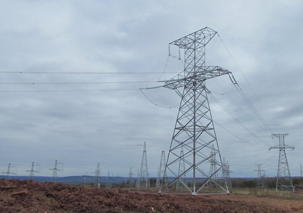 Завершено строительство новой линии электропередачи между Красноярским краем и Иркутской областью