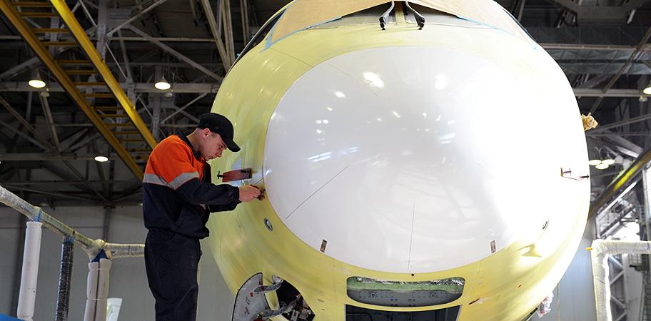 «Объединенная авиастроительная корпорация» выручила в прошлом году более 220 млрд рублей