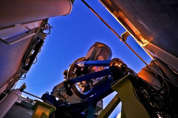 «Швабе» изготовил оптику для обсерватории Las Cumbres