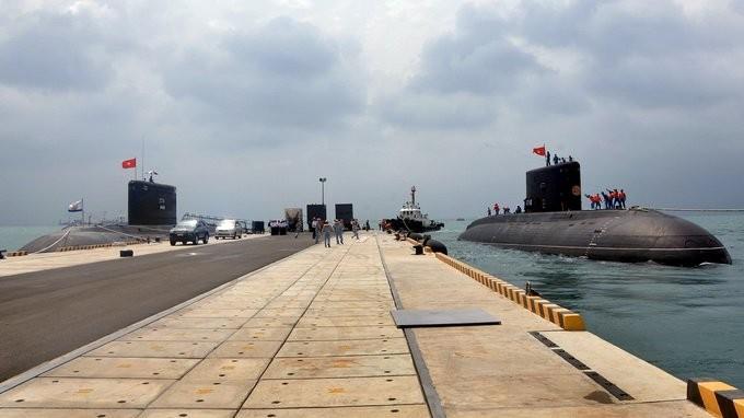 Заложена шестая подводная лодка для ВМС Вьетнама