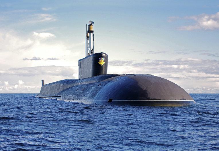 Сразу две атомные подлодки заложат накануне Дня ВМФ РФ