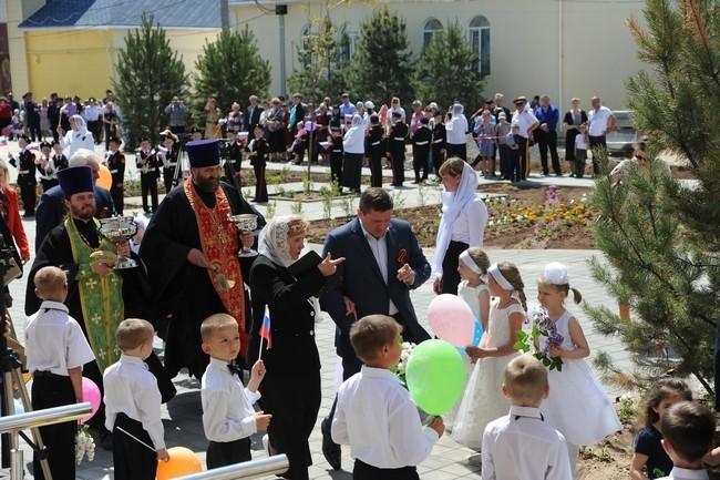 В Волгоградской области открыт первый в регионе православный детский сад