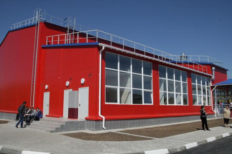 В г. Алексин Тульской области открылся спортивный комплекс