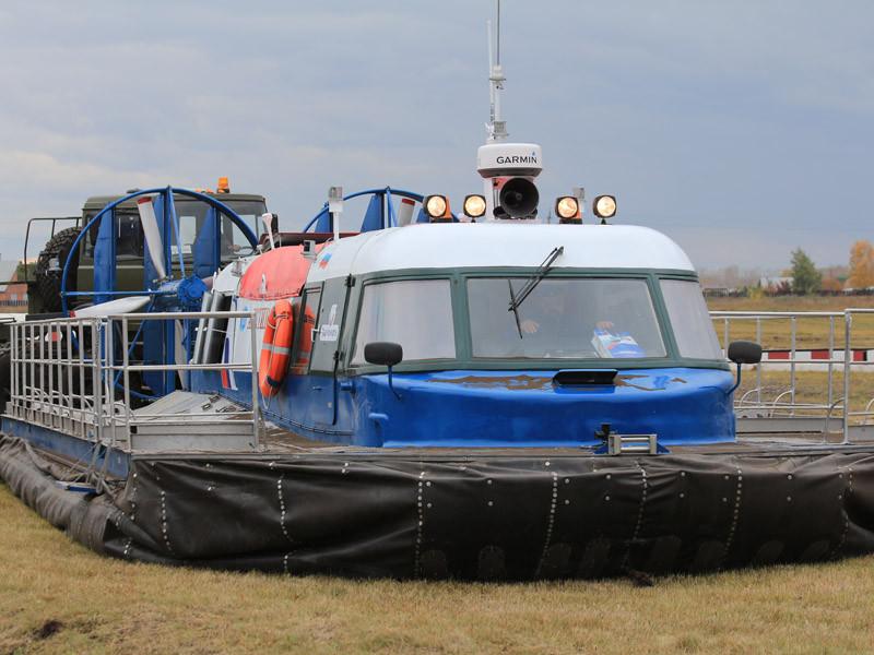 Омские амфибии «Арктика-3Д» помогут добывать золото старателям Якутии