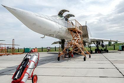 ВВС приняли еще один модернизированный Ту-22М3