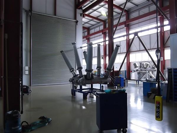 Новый завод «Альстом-Союз» начал свою работу