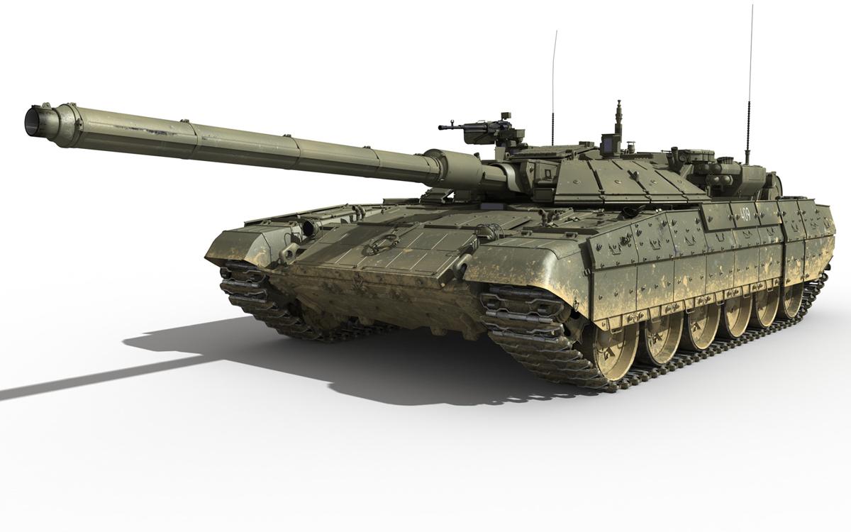 Новый танк «Армата» не имеет зарубежных аналогов