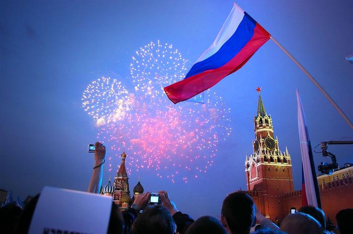 12 июня- День России