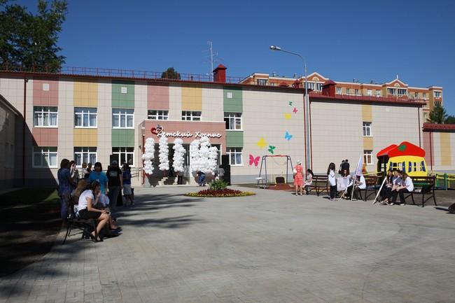 В Татарстане открылся первый детский хоспис