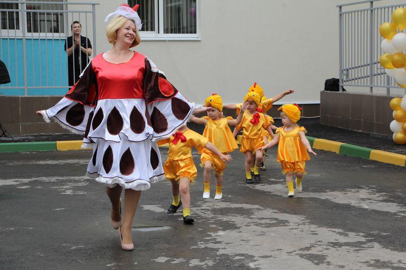 Новый детский сад открился в Нижнем Новгороде