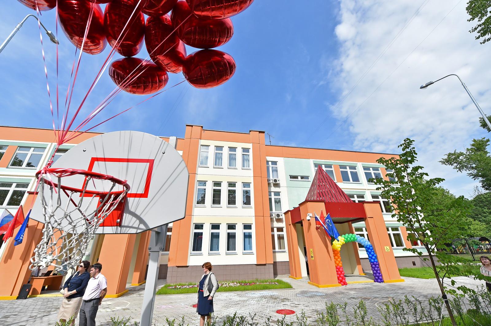 В районе Северное Измайлово (г. Москва) открылся новый детский сад