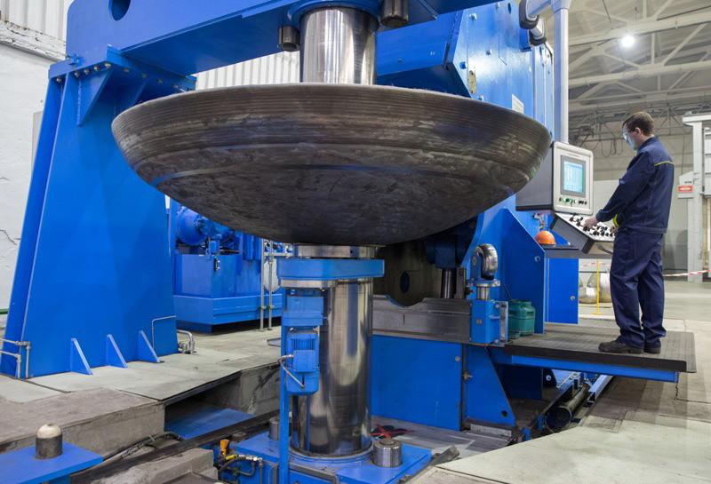 Кузбасская вагоностроительная компания запустила новое производство