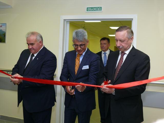 В Костроме состоялось открытие нового нефрологического центра