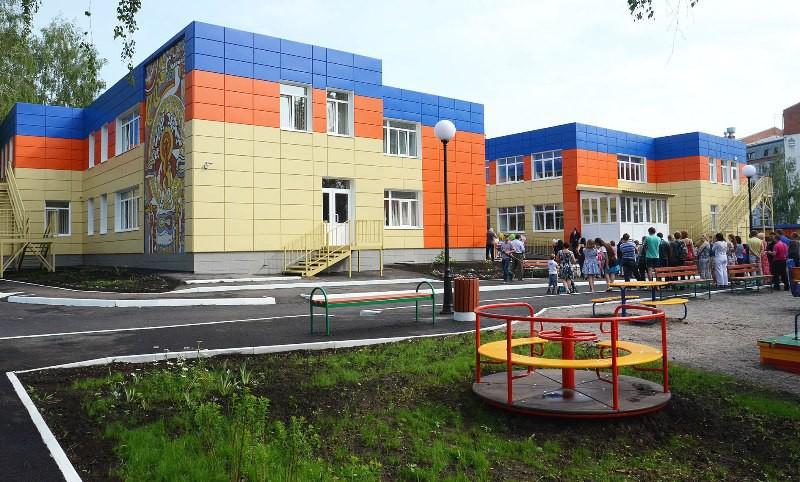 Детский сад № 107. Курск