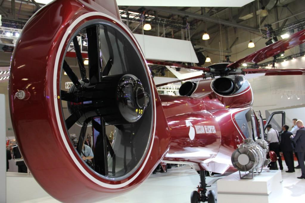 Опытный вертолет Ка- 62