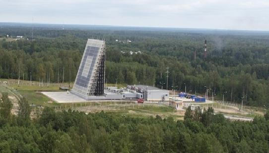 Калининградская РЛС приступила к опытно-боевому дежурству