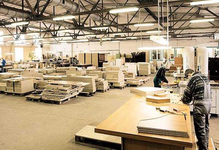 В Костромской области открылось новое мебельное производство