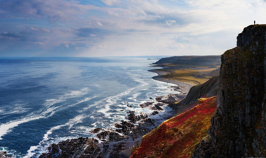 Полуостров Рыбачий: туда, где кончается земля - фотоотчет о поездке