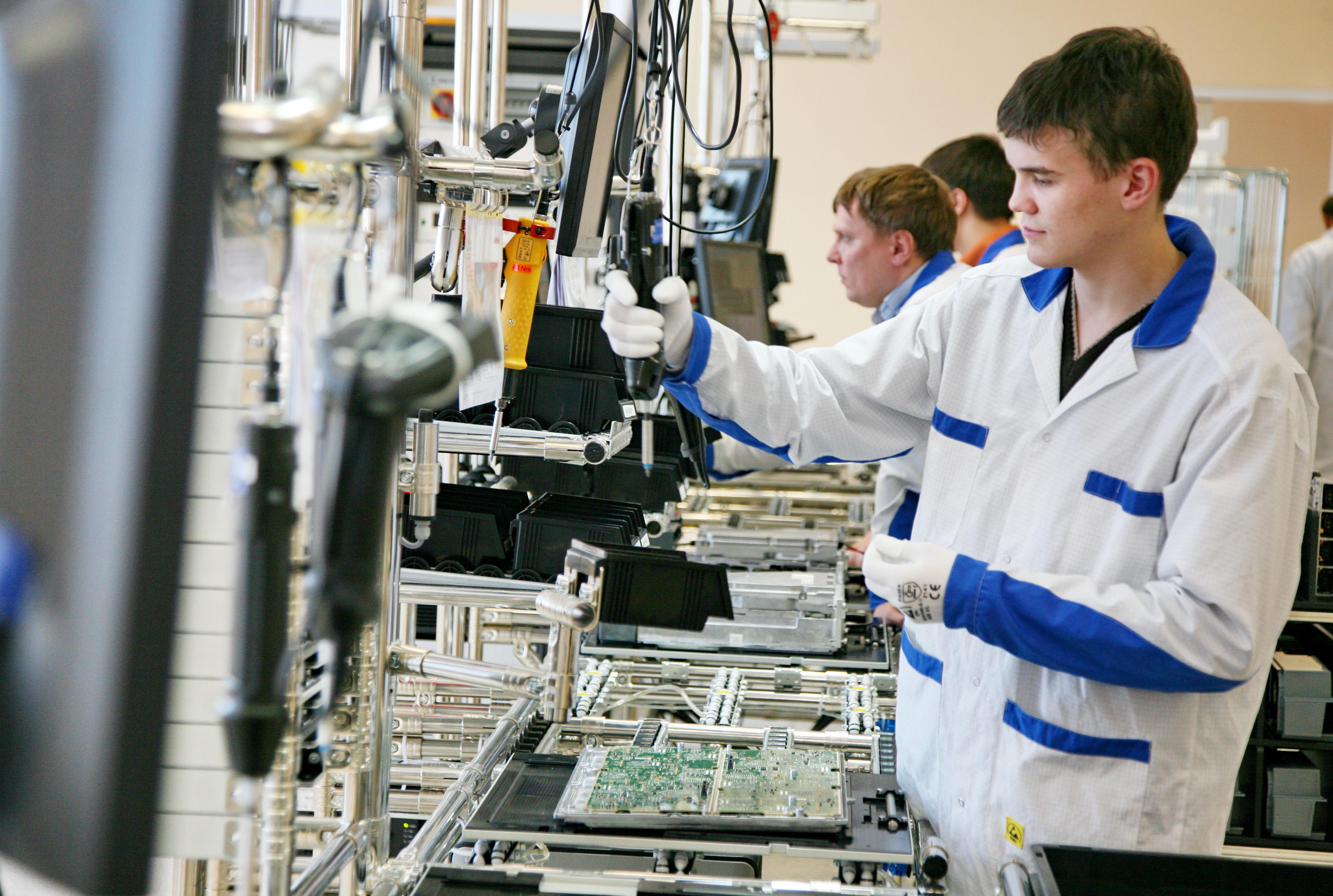 Обзор: новые предприятия России за апрель—май 2014 г.