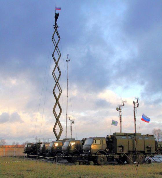 Связисты российской военной базы в Абхазии осваивают технику нового поколения