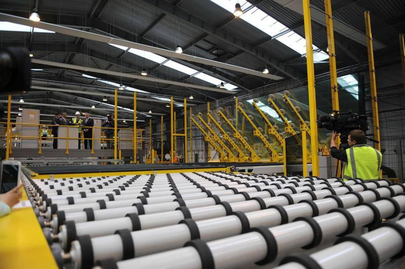 РОСНАНО SP Glass запустила производство стекла с нанопокрытиями
