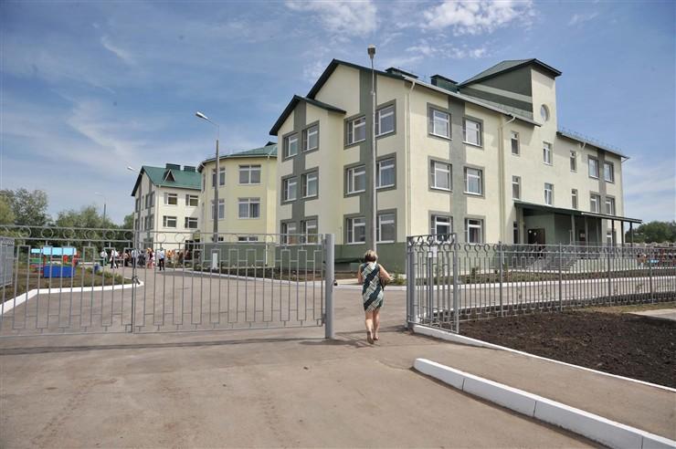В Самарской области открылся новый детский сад на 245 мест