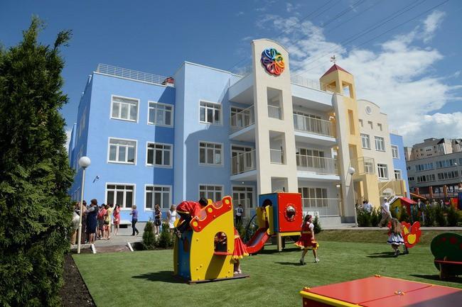 В Саратовской области открылся современный детский сад «Цветик-семицветик» на 300 мест