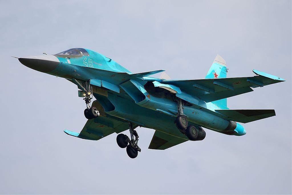 Первая в 2014 году партия Су-34 отправилась в войска