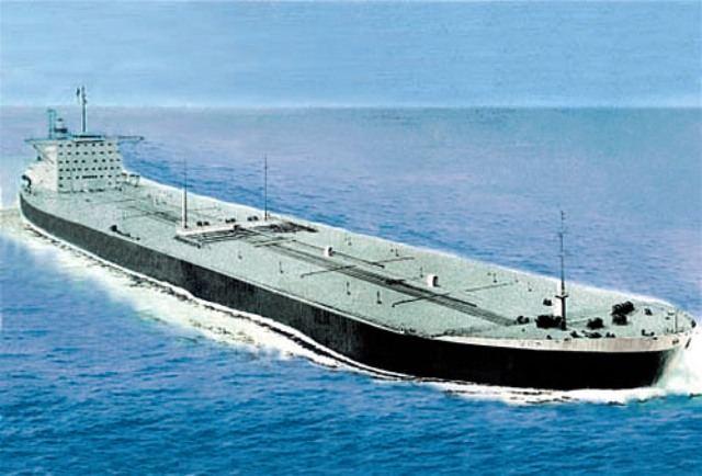 Севморзавод (Крым) спустил на воду «двухкорпусный» танкер проекта RST06 «Тикси»
