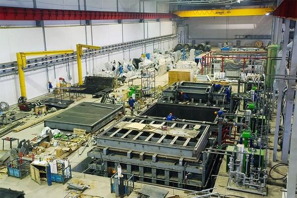 Совместное предприятие «Силовые машины» и корпорация «Тошиба» выпустили первую продукцию