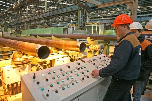 ТМК отгрузила партию линейных труб для нефтяной компании Saudi Aramco